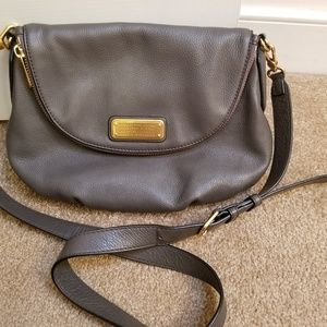 Marc by Marc Jacobs Natasha crossbody bag gray